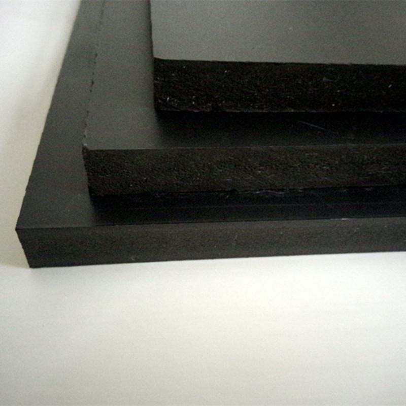 黑色发泡板