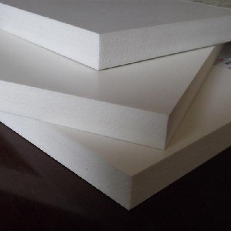 PVC拱挤发泡板