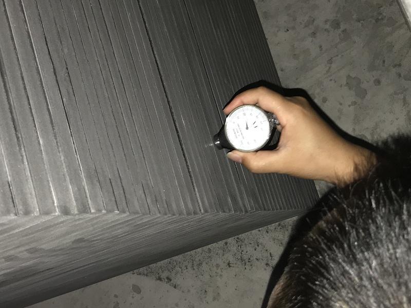 PVC结皮板