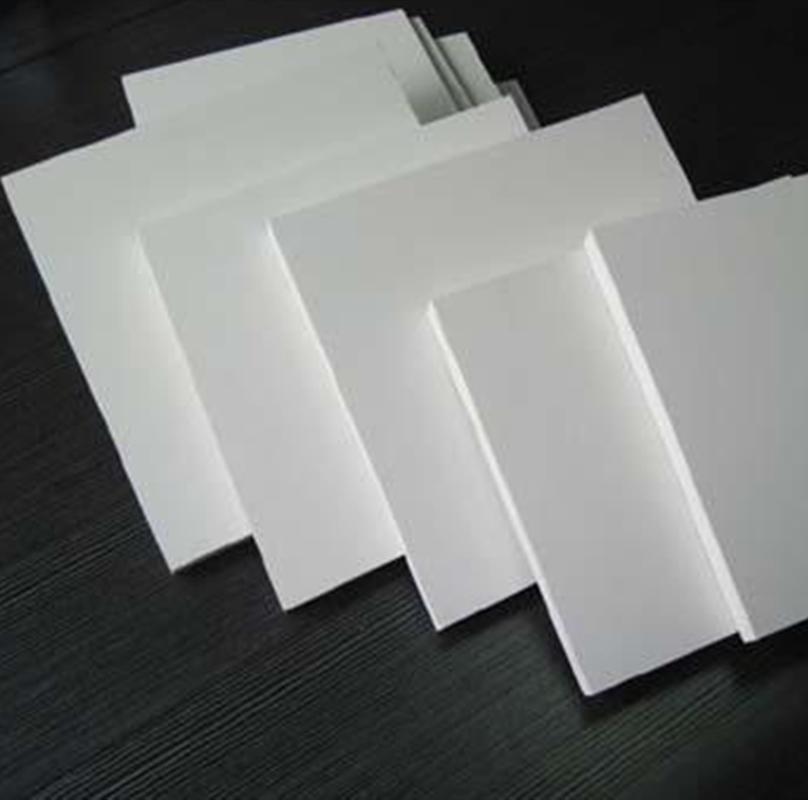 PVC白色发泡
