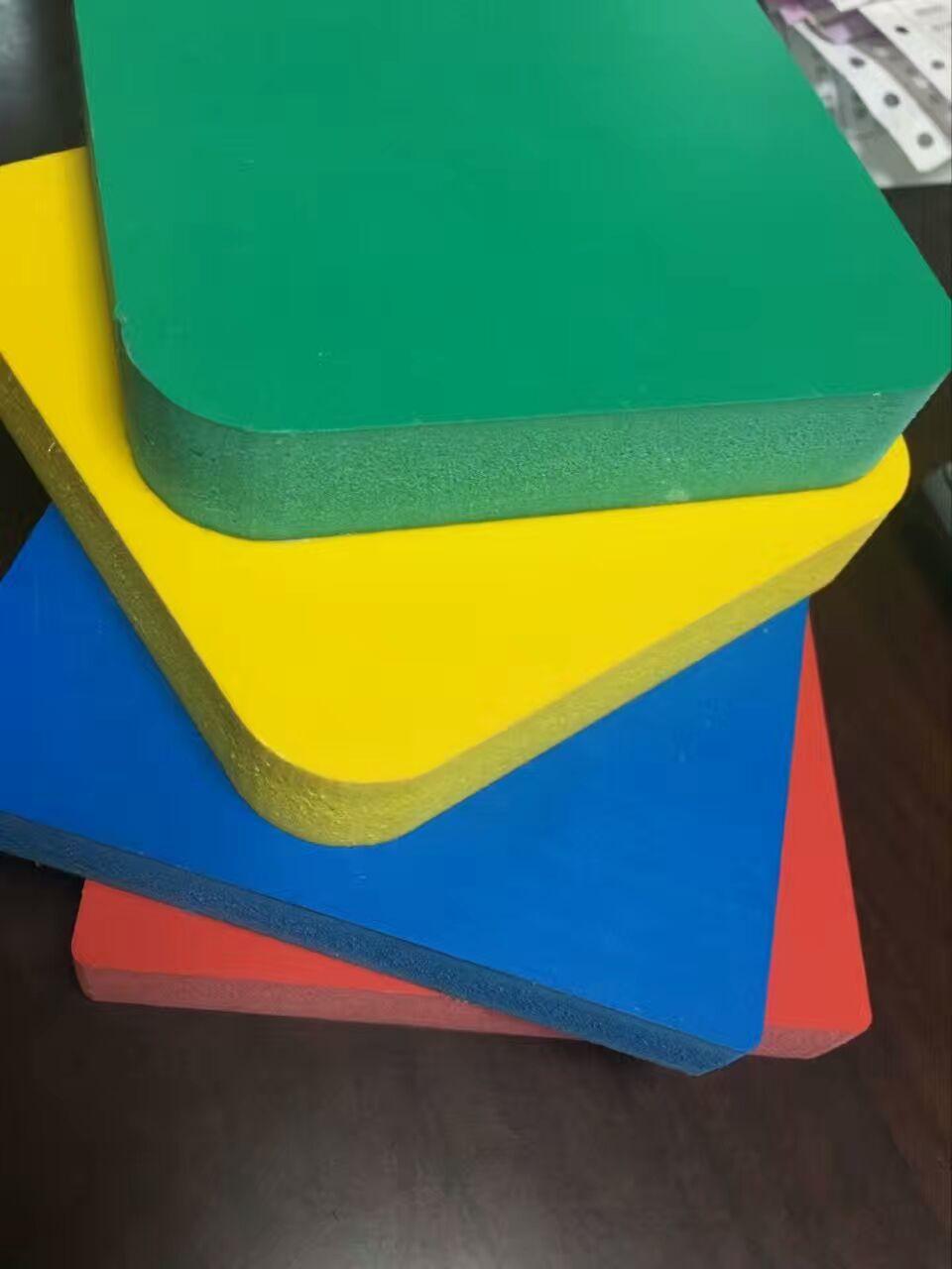 PVC彩色发泡板