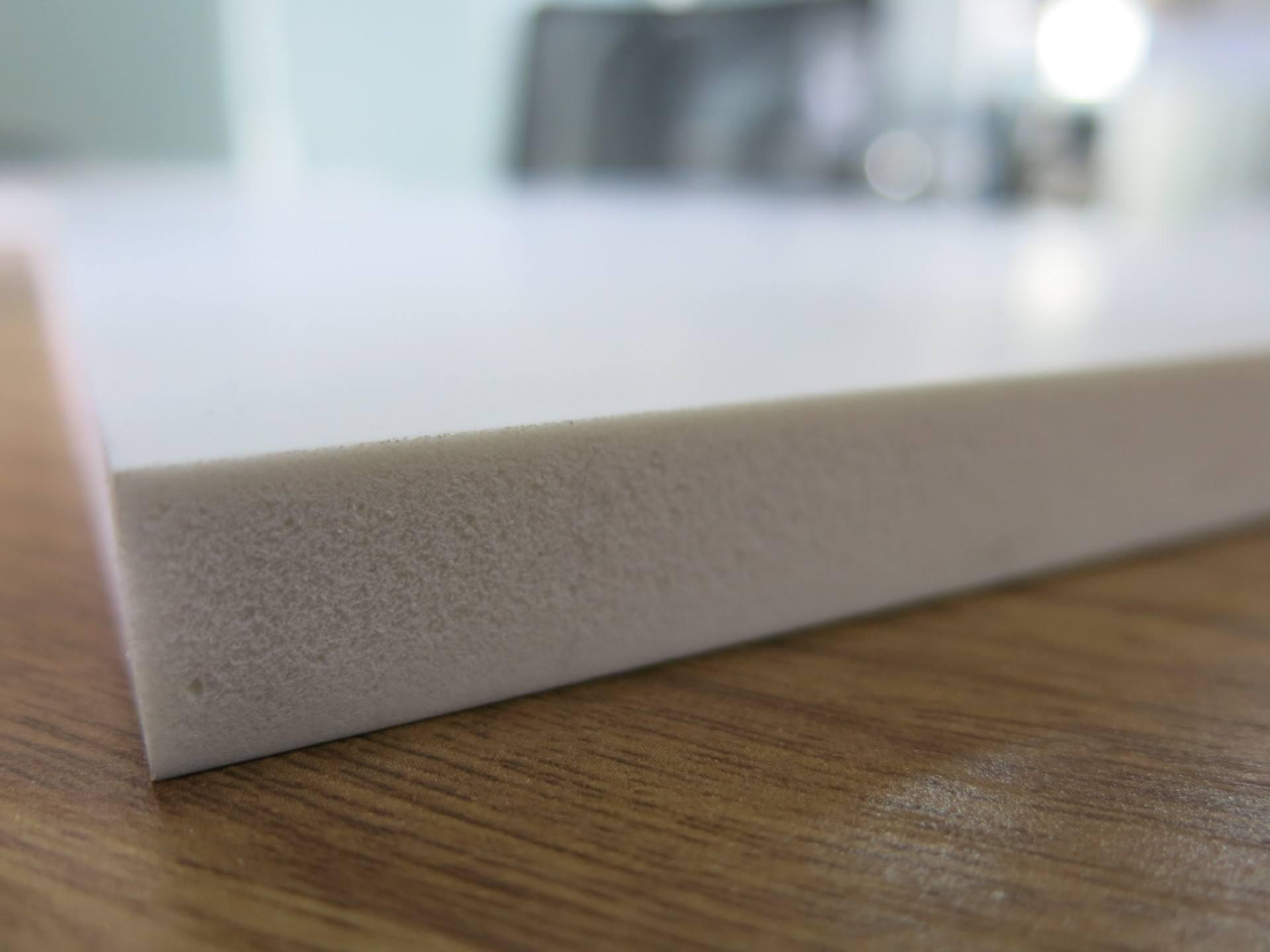 PVC发泡板是专门用作荧光增白剂吗?