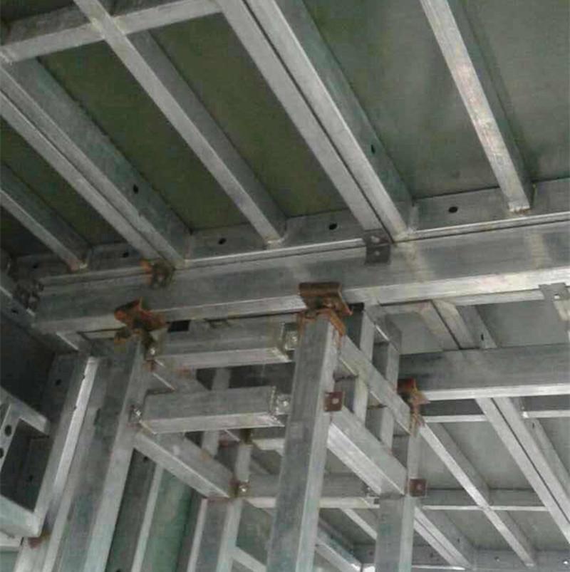 建筑模板的质量检查方法你掌握了吗