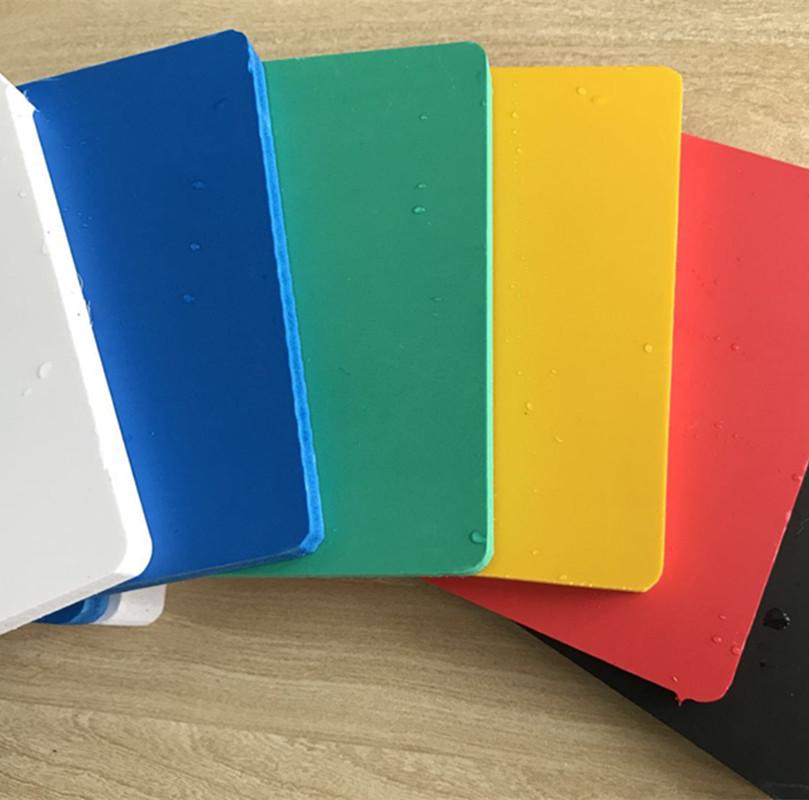 彩色PVC广告板有什么优势?一般用在什么地方的广告?